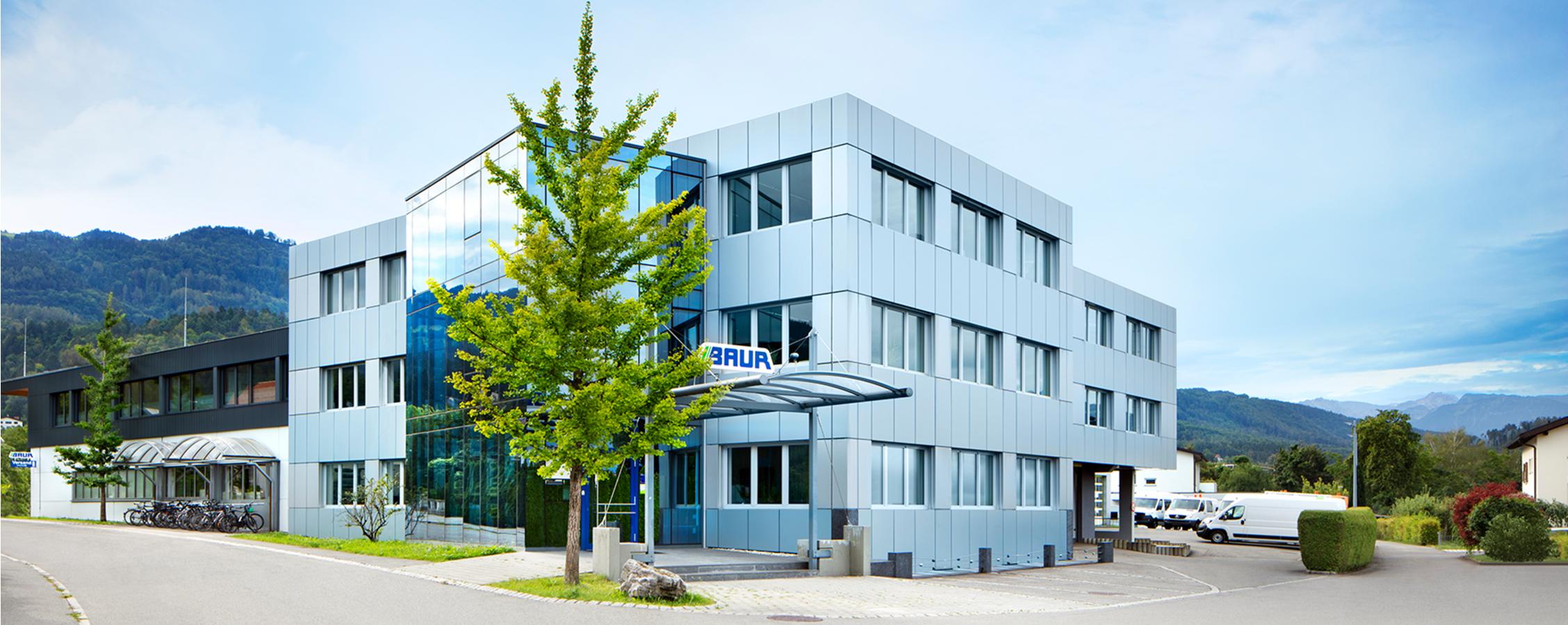 Karriere: Headquarter Sulz | BAUR GmbH